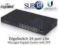 Ubiquiti EdgeSwitch 24-Port Lite Gigabit Switch 25W (ES-24-LITE)