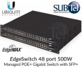 Ubiquiti EdgeSwitch 48-Port PoE Switch 500W (ES-48-500W)